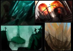 Enviroment Thumbnails by UnidColor