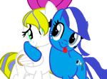 Huggles! by DerpyHooves117
