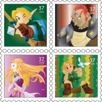 Stamp Project by DemonOfDeath