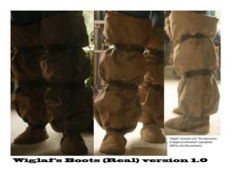 Wiglaf's Boots ver. 1.0 by CageyJay