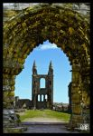 St Andrews Cathedral by SnapperRod