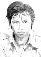 David Tennant by ImyAnt