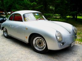 Porsche 356 1600 by GladiatorRomanus