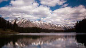 mountain reflections II by torobala