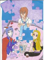 98 Puzzle by hoshi-kagami