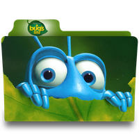 A Bug's Life Folder Icon by EWaldron