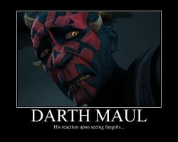 Darth Maul Motivator by JessicaBane501