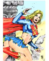 Supergirl XXVII  2 by bignando