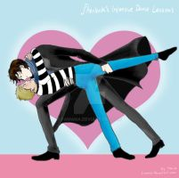 Sherlock's Intensive Dance Lessons by Famana