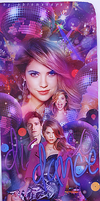 Ashley Benson and  Julian Morris by by-Oblomskaya