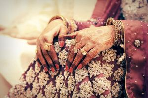 Wedding hands - XV by ahmedwkhan
