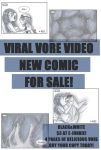 Viral Vore Video Comic For Sale by Just-A-Little-Vore
