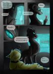 Toxic demo comic (surprise, I'm back!) by azulacat14