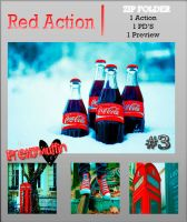 Red Action by PrettyMuffin