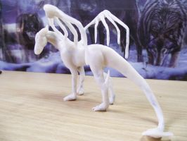 Silverwind Sculpt Progress by Hidden-Treasury