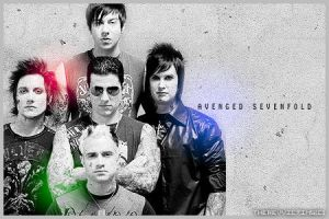 Avenged Sevenfold by RainbowxPlague