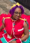 Anthy Himemiya - Revolutionary Girl Utena by blackbettie