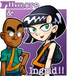 Fillmore and Ingrid by Re3andScotty