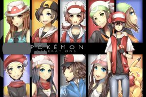 PKMN: YOU CAN BE ME by Kamaniki