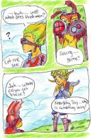 Jak: goggles by theanimejump
