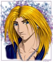 FFMUX Tidus: Portrait by nachtwulf