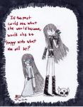 What I Have Become: Jennifer by blackbeltkitten009
