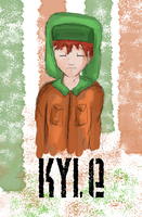 :SP: Quick Kyle sketch by XToxicityX