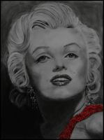 Marilyn Monroe.. by candysamuels