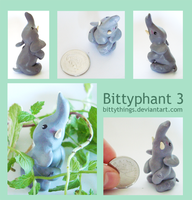 Bittyphant 03 - SOLD by Bittythings