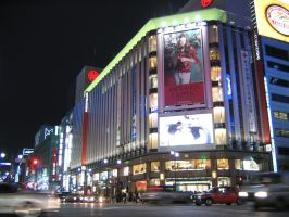 Ginza by fabemiko-stock