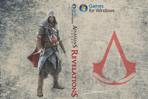 Assassin's Creed Revelations individual cover by icekid98