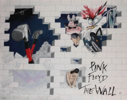 Pink Floyd- The Wall- COMPLETE by uberkid64