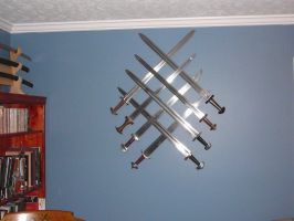 my house, my swords by ABNSmith