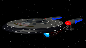 USS Enterprise NCC-1701-C by Marksman104