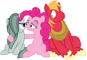 Is Something Going On Between You Two? by GreenMachine987
