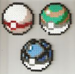 Premier, Nest and Net Balls by JiFish