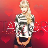 Red - Taylor Swift by AgynesGraphics