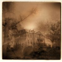 Old Naval Hospital Washington by apres-image