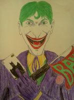 The Card That Was Dealt feat. The Joker by dhbraley
