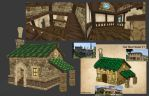 Kul Tiras house model by Bobibel