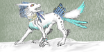Chioni of Snow Clan by lighteningfox