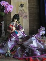 Amorous Tales from Edo Japan, The Gentle Touch by InarisansCrafts