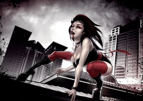 Vampire Prostitute by PatrickBrown