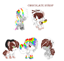 Breedable Pony Adopt (Closed) by NaviPixels