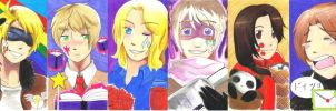 Hetalia: Friendship is Madness by Rinkulover4ever50592