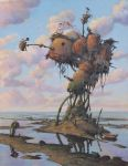 The Lowest Ebb by postapocalypsia