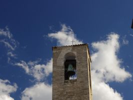 Bell-tower by Nordas