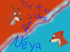 The two sides of Neya by Finchflight