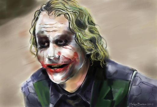 Joker by Tavra