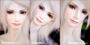 Come Alive . Ryoma . ResinSoul Long . 3 by fransyung